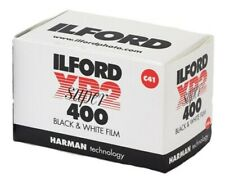 3 x Ilford XP2 400 ASA 35mm 24 exp Black and White Print C41 Camera Film