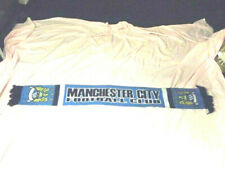 Manchester City Scarf 80 Years at Maine Road