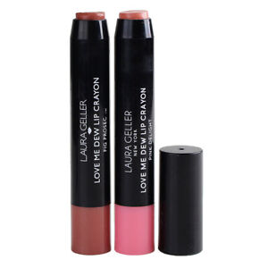 Laura Geller Love Me Dew Moisturizing Lip Crayon - Pink Delight, 2.9g/0.10oz,