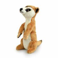 Lil Friends Meerkat Plush Soft Toy 14cm Stuffed Animal by Korimco