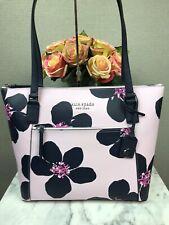 Kate Spade Cameron Grand Flora Pocket Tote Floral Pink WKRU6743