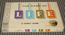 1960 Milton Bradley The Game of Life Board Game Complete