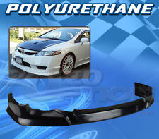 FOR HONDA CIVIC 09-11 4DR T-HFP STYLE FRONT BUMPER LIP BODY KIT POLYURETHANE PU