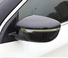 Cubierta de la manija de la puerta para Nissan Qashqai Rogue sport de fibra de carbono moldeado Recortar