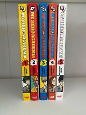More details for my hero academia volume 1-5