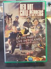 DVD Red Hot Chili Peppers By the way Live In Poland