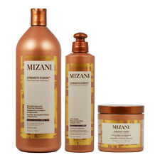 MIZANI Strength Fusion Shampoo 33.8oz & Leave-in 8.5oz & Treatment 5.1oz w/