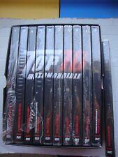 COFANETTO 10 DVD + 1 TOP 10 MOTOMONDIALE