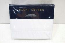 Ralph Lauren Full/Queen White Duvet Cover- 650194482N2E
