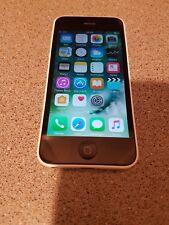 Apple iPhone 5c - 8GB - White (Unlocked) Smartphone