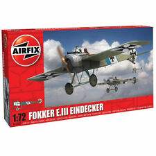 AIRFIX A01087 Fokker E.III Eindecker 1:72 Aircraft Model Kit
