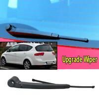 "11"" Rear Wiper Arm Blade Set Kit For Seat Altea XL 4 Freetrack 2004->2015"
