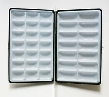Makeup Artist Lipsticks Stick Foundation Cosmetic Palette Empty Cases Black