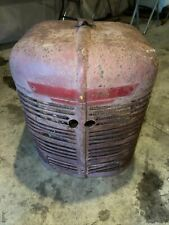 Farmall H Hv Tractor Factory Ihc Front Nose Cone Grill Rat Rod Antique Tractor