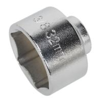 "Sealey SX113 Low Profile Oil Filter Socket 32mm 3/8""Sq Drive"