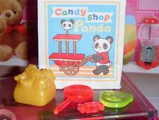 Rement Candy Panda Bag filled Treats fits Fisher Price Loving Family Dollhouse
