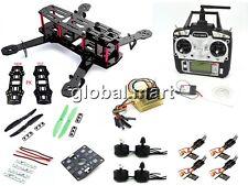 R89 Carbon Fiber Mini QAV250 V2 Quadcopter Frame FS-T6 Motor 12A ESC CC3D 5030