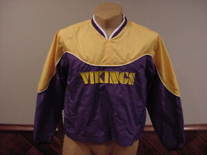 GORGEOUS Minnesota Vikings Youth Lg Pullover Spring/Fall Jacket, NEW&NICE!!