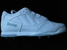 "DEXTER""DELRAY FOR WOMEN""WHITE GOLFSHOES SIZES UK - 6(39) - 6.5(39.5) - 7(40)"