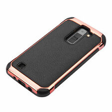 Leather Water Resistant Matte Fitted Cases/Skins