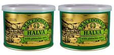 Grec MACEDONIAN HALVA WITH pistaches poids net 1 kg Tin Can