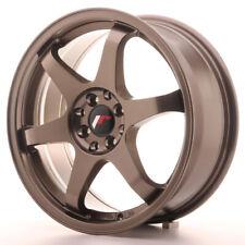 Japan Racing JR3 Alloy Wheel 17x7 - 4x100 / 4x114.3 - ET40 - Bronze