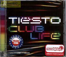 = TIESTO CLUB LIFE - VOLUME ONE LAS VEGAS // CD sealed from Poland