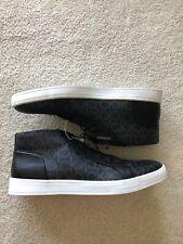 Calvin Klein Bensi Men's Size 10 Black CK Pattern