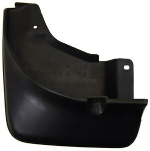 1995-1997 Toyota Avalon Left Rear Mudflap Mud Guard New OEM Black 7662607010