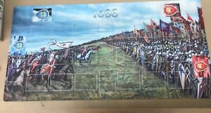 1066 Tears to Many Mothers Playmat - Brand New & Sealed