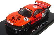 EBBRO 44195 1:43 Nissan ARTA Skyline JGTC 1998 #50 R33 Orange / Black