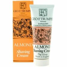 Geo F Trumper Almond Shaving Cream Tube (75g)