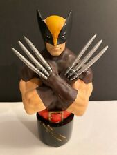 Wolverine Brown Costume Marvel Bowen Designs Mini-bust statue X-men Logan