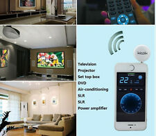 15in1 Universal 3.5mm Smart IR blaster Remote Control with learning from remote