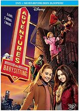 THE ADVENTURES IN BABYSITTING (2016 Disney)  -  DVD - REGION 1 - Sealed