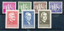 TIMBRE STAMP ZEGEL BELGIQUE JOIES DU PRINTEMPS 979-985 XX