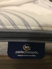 serta Perfect sleeper walworth plush king pillow top mattress.