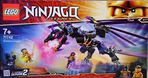 LEGO Ninjago 71742 Der Drache des Overlord Dragon Goldener Lloyd Season 2 NEU