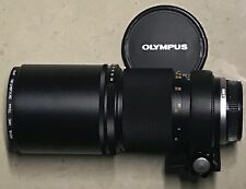 Genuine Olympus 300mm Lens + Case Original Box