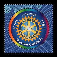 New Caledonia 2005 - 100th Anniversary of Rotary International - Sc 958 MNH