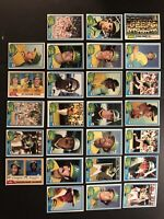 1981 Topps OAKLAND A's COMPLETE Team SET of 26 Cards RICKEY HENDERSON 2nd Year
