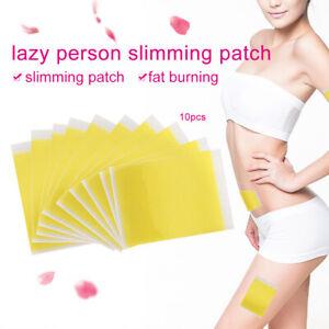 100pcs Gewichtsverlust Patch Abnehmpflaster Abnehmen Slimming Fettverbrennen
