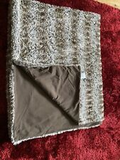 Faux Fur Next Decorative Throws For