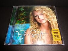 TAYLOR SWIFT Taylor Swift ORIGINAL VERSION 11 SONGS With Original Gold Sticker