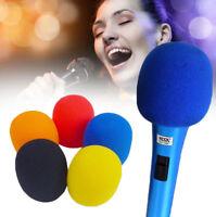 AA52 5pcs DJ Stage Handheld Microphone Sponge Foam Windscreen Wind Shield Mic Co