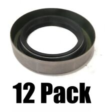 """(12) GREASE SEALS Double Lip 1.719"""" x 2.565"""" 3500 lb Axle for National 473336"""