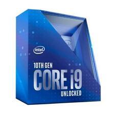Intel Core i9-10900K Processor (5.3 GHz, 10 Cores, Socket LGA1200, Box) - BX8070110900K