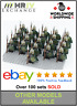21 Minifigures LordRohan Army Viking Spears Shield Rings Kids - LE-GO Compatible