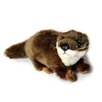 weicher 25cm Plüsch Otter Marder Stofftier Plüschtier Kuscheltier Wassermarder