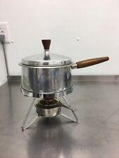vintage Wearever Fondue Pot.